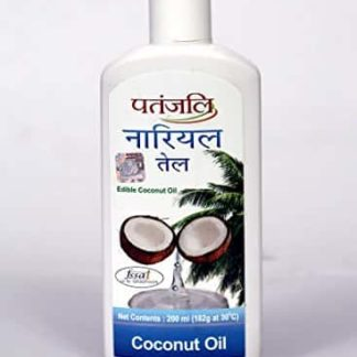 PATANJALI COCONUT OIL - 200ML