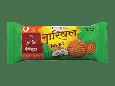 Patanjali Nariyal ( Coconut )Biscuits