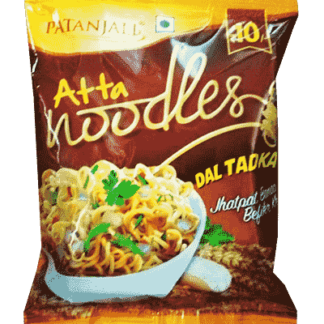 Patanjali Atta noodles dal tadka - 60gm