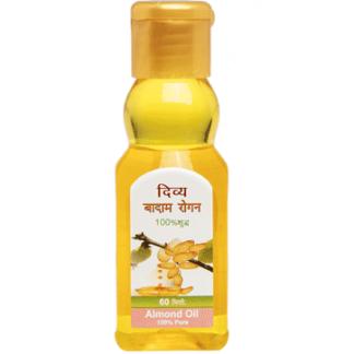 Patanjali Divya Badam Rogan Pure Almond Oil