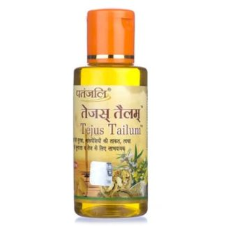 Patanjali Tejus Tailum Hair and Body Oil
