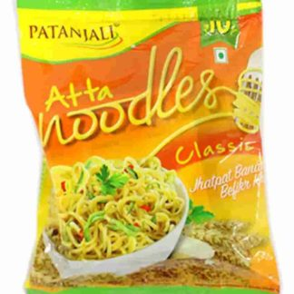 Patanjali Atta Noodles Classic 60gm