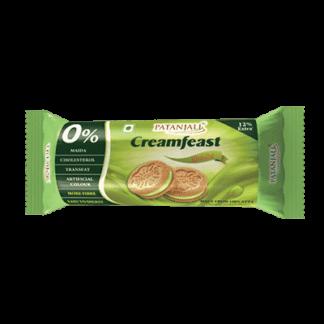 Patanjali Cream Feast Elaichi Biscuits