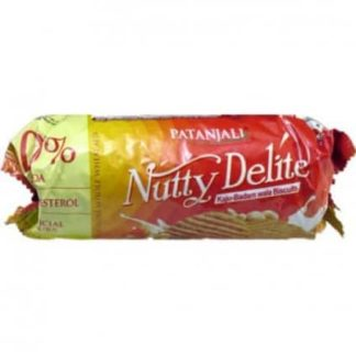 Patanjali Nutty Delite - 100gm