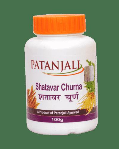 Patanjali Shatavar Churna - 100gm