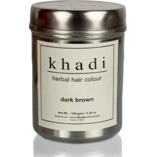 Khadi Herbal Hair Colour Dark Brown - 150gm