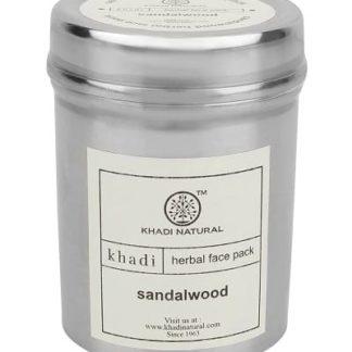 Khadi Sandalwood Face Pack - 50gm