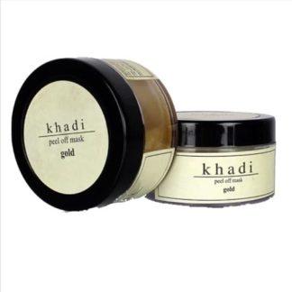 Khadi Gold Peel off Mask - 50gm