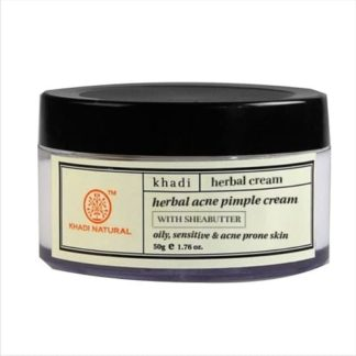 Khadi Herbal Acne Pimple Cream - 50gm