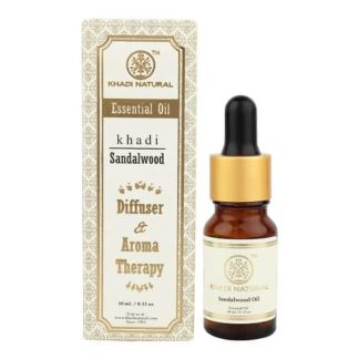 Khadi Sandalwood - Pure Essential Oil - 10ml