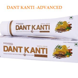 Patanjali Dant Kanti - Advanced - 100gm