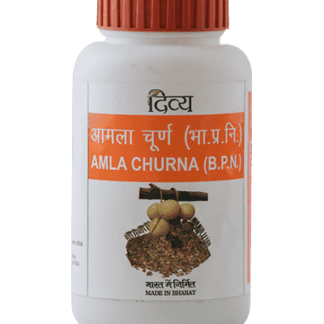 Patanjali Divya Amla Churna (Gooseberry Powder) - 100gm