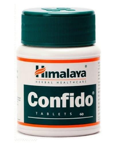 Himalaya Confido - 60 Tablets