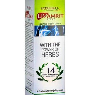 Patanjali Liv Amrit Syrup - 200ml