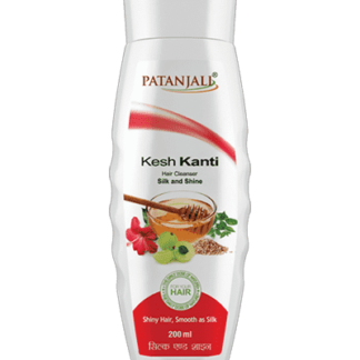 Patanjali Kesh Kanti Silk and Shine Hair Cleaner Shampoo - 200ml