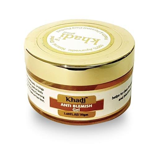 Khadi Global Anti Blemish Gel - 50 ml