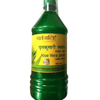 Patanjali Aloe Vera Juice With Fiber - 1L
