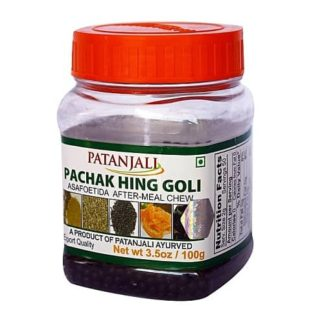 Patanjali Hing Goli (Digestives after meal) - 100gm