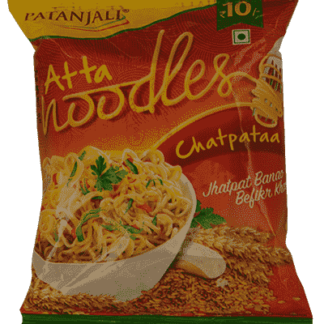 Patanjali Atta Noodles Chatpata 60gm