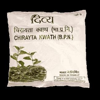 Chirayta Kwath