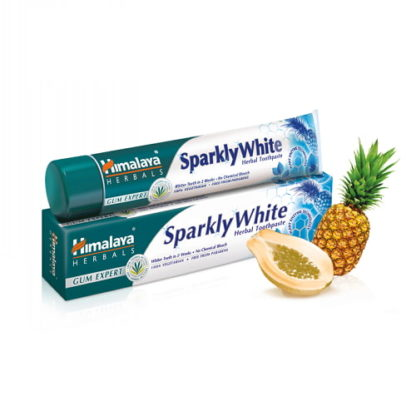 Sparkling White Toothpaste