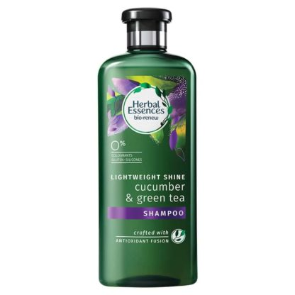 Herbal Essences Cucumber & Green Tea Shampoo