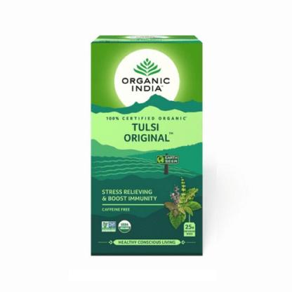 Organic india original tea bags