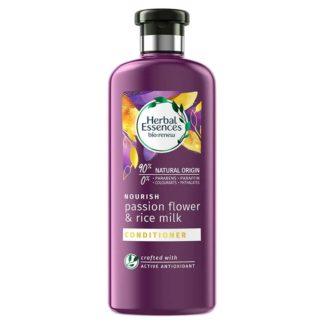 Herbal Essences Passion Flower & Rice Milk Conditioner