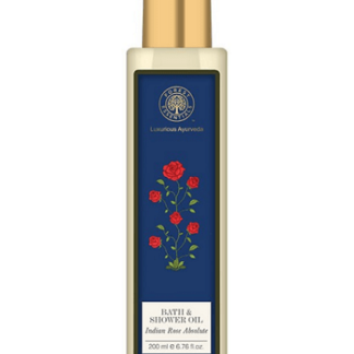 Forest Essentials Bath & Shower Gel Indian Rose