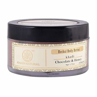chocolate and honey body butter