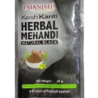 Patanjali Black Mehandi
